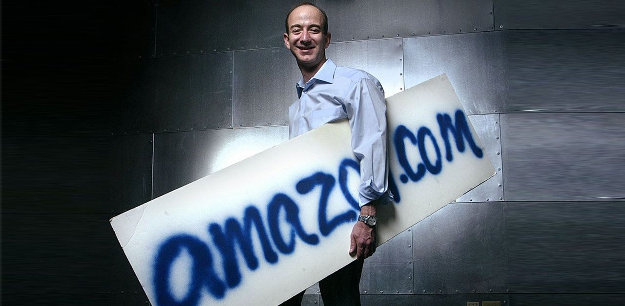 Amazon без Безоса