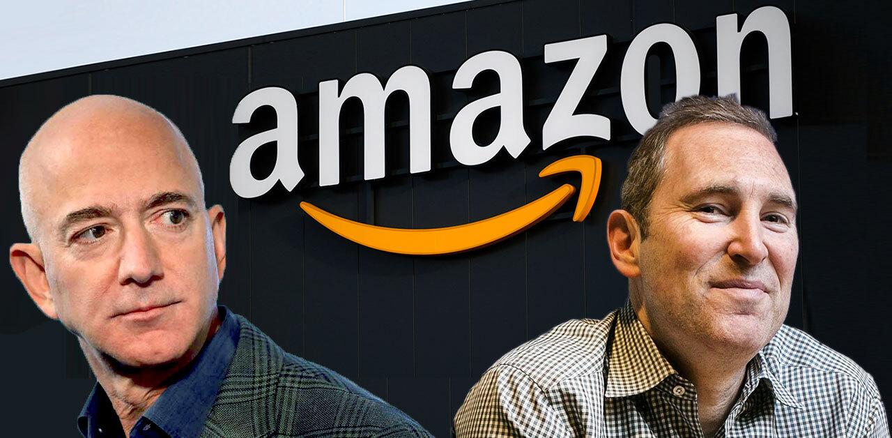 Что известно о новом главе Amazon Энди Джесси